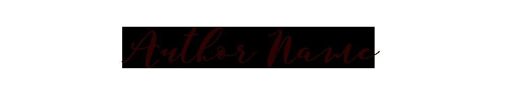 Cursive Signature